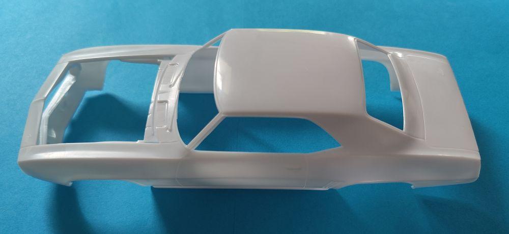 "Revell_69_camaro004 Revell 1969 Camaro ""Fast & Furious""in 1:24"