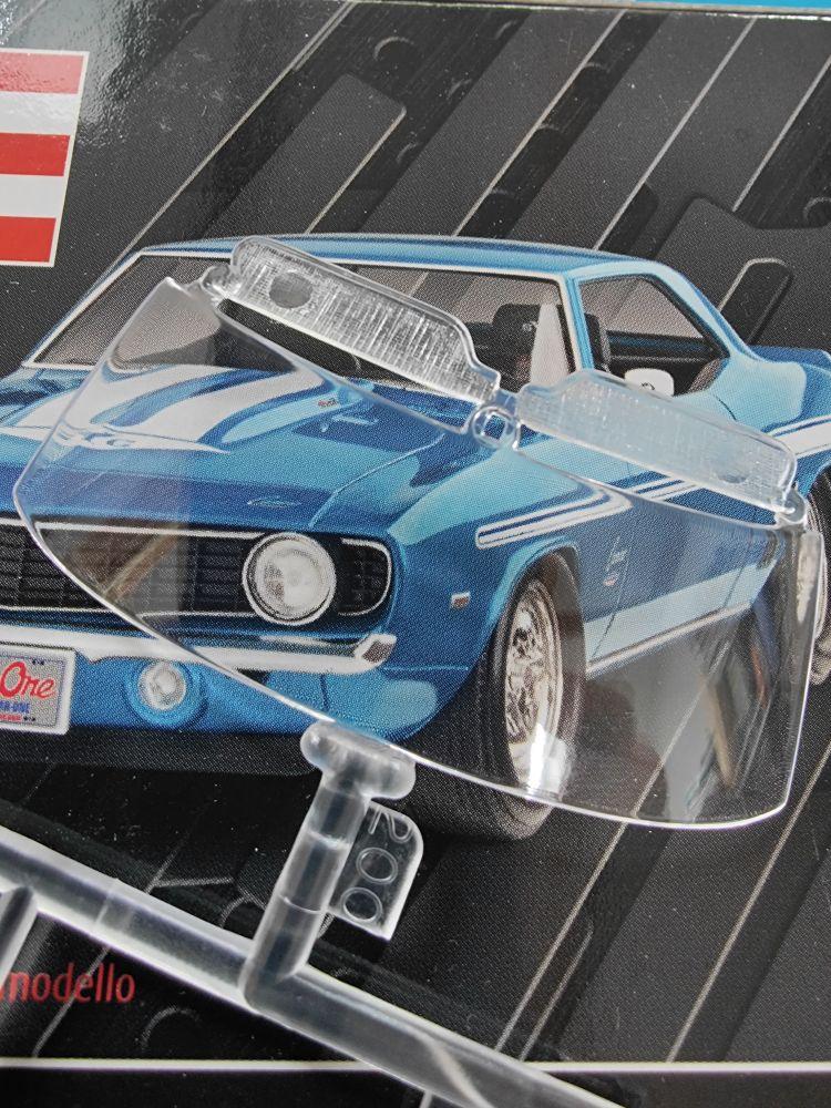 "Revell_69_camaro018 Revell 1969 Camaro ""Fast & Furious""in 1:24"