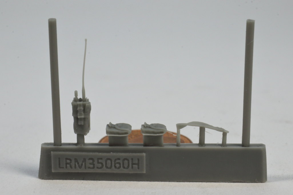 Review_LR_Russian_Driver_1__19 Modern Russian Army AV or truck driver  - Live Resin 1/35 - #LRM35060