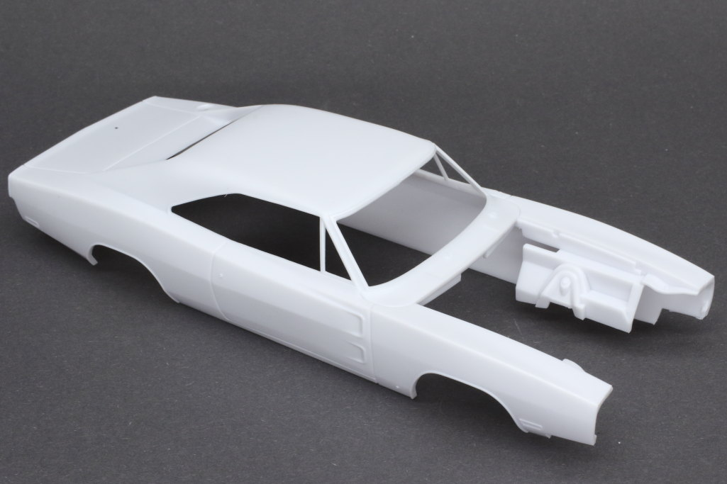 Review_Revell_Charger70_FF_02 '70 Dodge Charger (Fast & Furious) - Revell 1/24 --- #07693