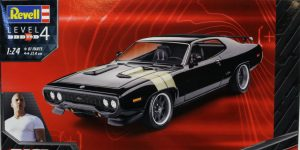 '71 Plymouth GTX (Fast & Furious) – Revell 1/24 — #07692