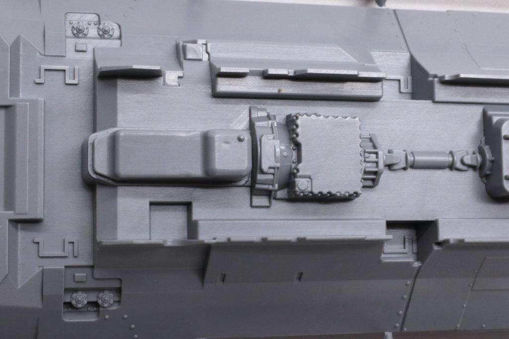 Review_Zvezda_TyphoonK_18 Typhoon K (Russian MRAP) - Zvezda 1/35