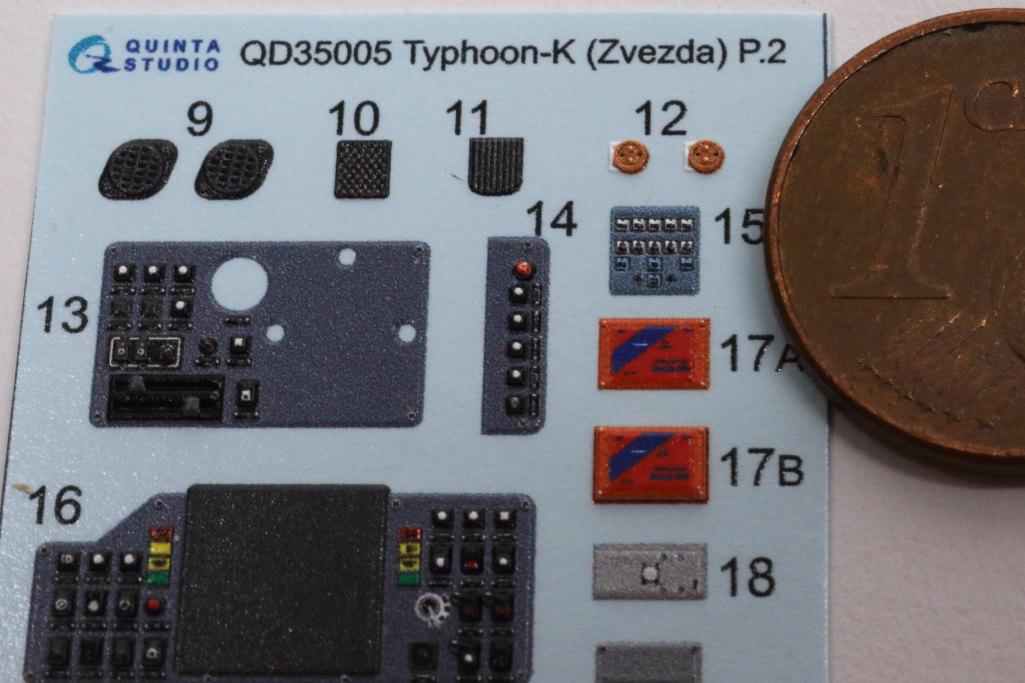 Review_Zvezda_TyphoonK_59 Typhoon K (Russian MRAP) - Zvezda 1/35