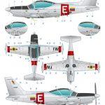 Special-Hobby-72433-SIAI-Marchetti-SF-260-Late-bulged-Canopy-Bauanleitung-10-150x150 SIAI Marchetti SF 260 Late Bulged Canopy in 1:72 Special Hobby # SH 72433