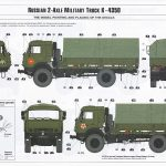 Zvezda-3692-Kamaz-K-4350-54-150x150 Kamaz K 4350 in 1:35 von Zvezda #3692