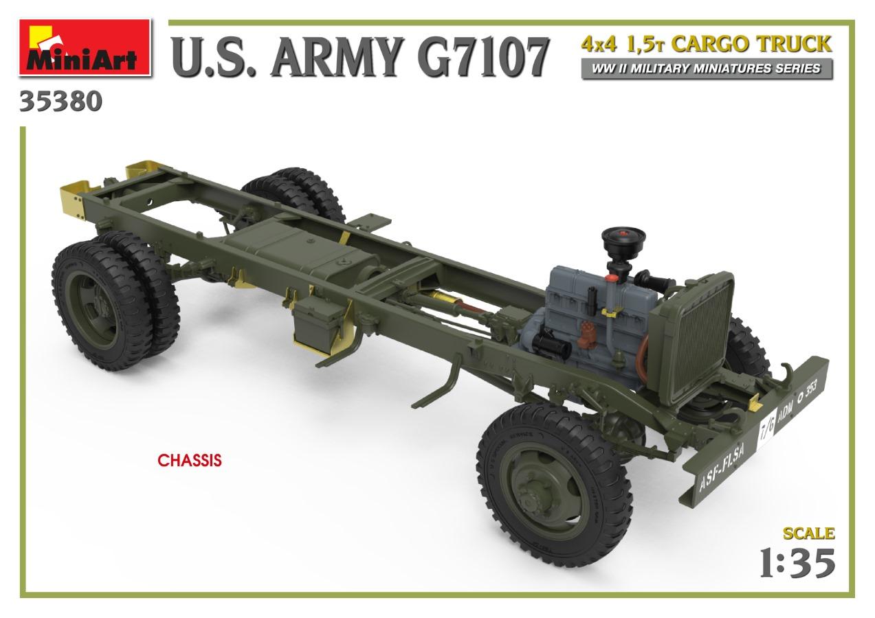 35380_promo-18 Ankündigung: U.S. ARMY G7107 4X4 1,5t CARGO TRUCK Miniart (#35380)