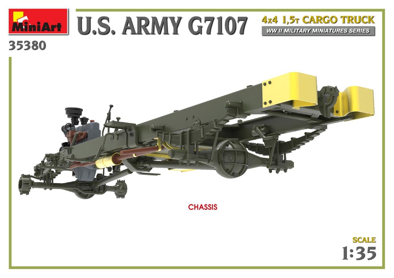 35380_promo-20 Ankündigung: U.S. ARMY G7107 4X4 1,5t CARGO TRUCK Miniart (#35380)