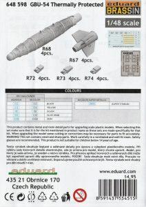Eduard-648598-GBU-54-Bomben-Termally-Protected-13-212x300 Eduard 648598 GBU-54 Bomben Termally Protected (13)