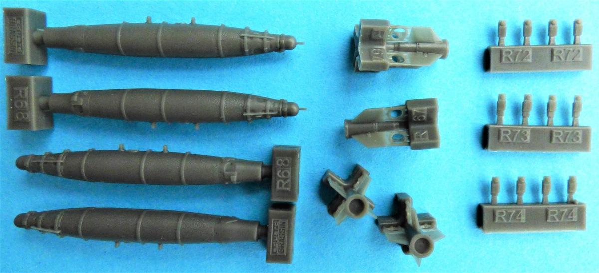 Eduard-648598-GBU-54-Bomben-Termally-Protected-3 GBU-54 Bomben Termally Protected in 1:48 von Eduard #648598