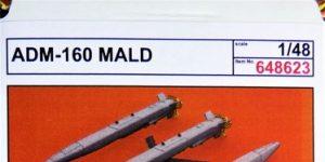 MALD-160 Täusch-/Köderrakete von Eduard in 1:48 #648623