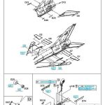Eduard-70143-MiG-21-PF-ProfiPack-24-150x150 MiG-21PF in 1:72 von Eduard #70143