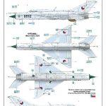 Eduard-70143-MiG-21-PF-ProfiPack-33-150x150 MiG-21PF in 1:72 von Eduard #70143