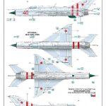 Eduard-70143-MiG-21-PF-ProfiPack-34-150x150 MiG-21PF in 1:72 von Eduard #70143