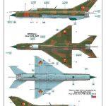 Eduard-70143-MiG-21-PF-ProfiPack-35-150x150 MiG-21PF in 1:72 von Eduard #70143