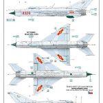 Eduard-70143-MiG-21-PF-ProfiPack-36-150x150 MiG-21PF in 1:72 von Eduard #70143
