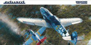 Messerschmitt Bf 109 G-10 Erla in 1:48 von Eduard # 84174