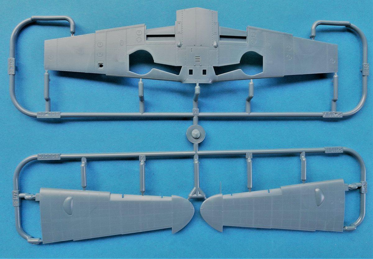Eduard-84174-Bf-109-G-10-Erla-8 Messerschmitt Bf 109 G-10 Erla in 1:48 von Eduard # 84174
