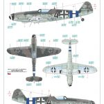 Eduard-84174-Bf-109-G-10-Erla-Bauanleitung-13-150x150 Messerschmitt Bf 109 G-10 Erla in 1:48 von Eduard # 84174