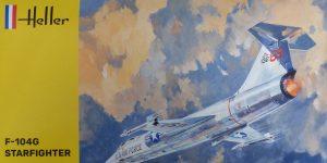 F-104G Starfighter von Heller in 1:48 #30520