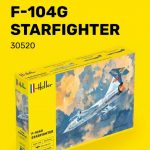 Heller-30520-F-104G-Starfighter-in-1-48-17-150x150 F-104G Starfighter von Heller in 1:48 #30520