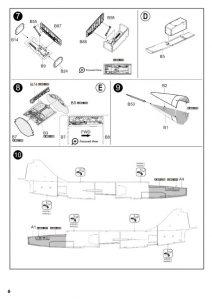 Heller-30520-F-104G-Starfighter-in-1-48-21-212x300 Heller 30520 F-104G Starfighter in 1-48 (21)