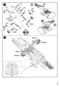 Heller-30520-F-104G-Starfighter-in-1-48-24-212x300 Heller 30520 F-104G Starfighter in 1-48 (24)