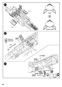 Heller-30520-F-104G-Starfighter-in-1-48-25-212x300 Heller 30520 F-104G Starfighter in 1-48 (25)