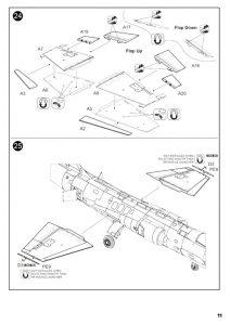 Heller-30520-F-104G-Starfighter-in-1-48-26-212x300 Heller 30520 F-104G Starfighter in 1-48 (26)