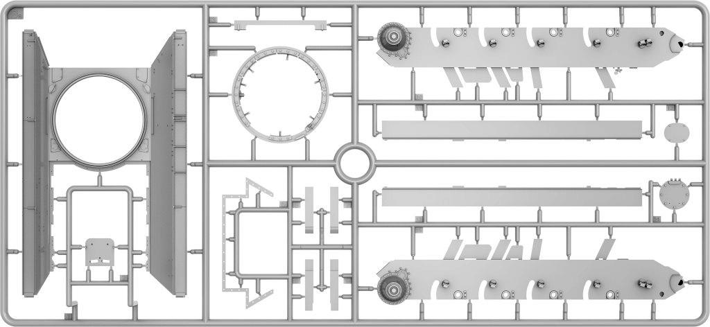 MA_LU-225_Ba_x1 Ankündigung: T-34/85 MOD. 1960 1:35 Miniart (#37089)
