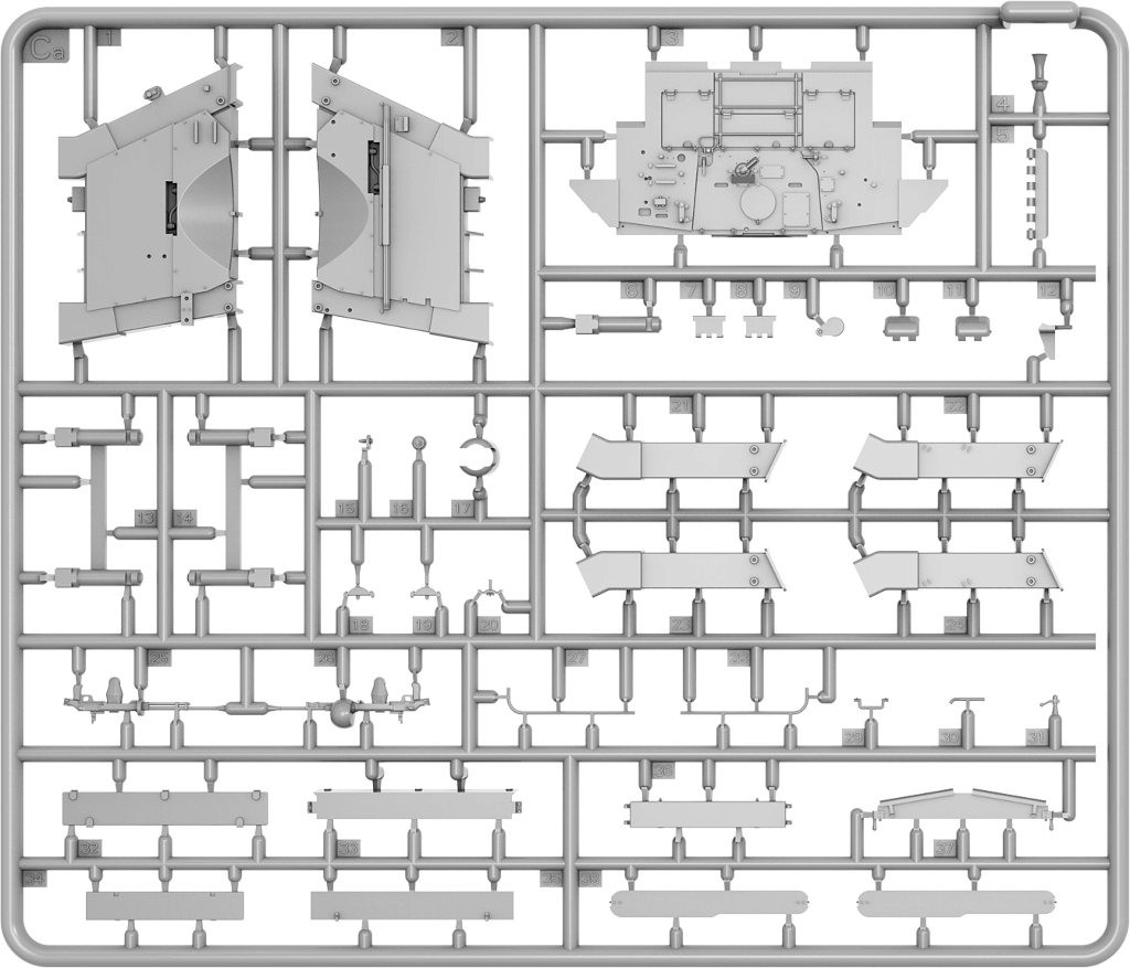 MA_LU-226_Ca_x1 Ankündigung: T-34/85 MOD. 1960 1:35 Miniart (#37089)