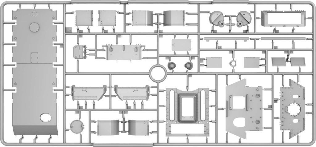 MA_LU-228_Ea_x1 Ankündigung: T-34/85 MOD. 1960 1:35 Miniart (#37089)