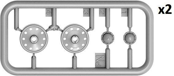 MA_LU-234_Nd_x2 Ankündigung: T-34/85 MOD. 1960 1:35 Miniart (#37089)