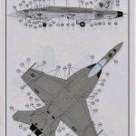 MENG-LS-012-F-18-Super-Hornet-113-150x150 Jetzt auch von Meng: Eine F/A-18E Super Hornet in 1:48 #LS 012