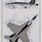 MENG-LS-012-F-18-Super-Hornet-115-150x150 Jetzt auch von Meng: Eine F/A-18E Super Hornet in 1:48 #LS 012