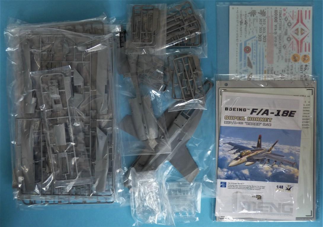 MENG-LS-012-F-18-Super-Hornet-4 Jetzt auch von Meng: Eine F/A-18E Super Hornet in 1:48 #LS 012