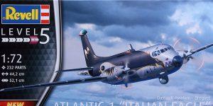 """Breguet Atlantic """"Italian Eagle"""" in 1:72 von Revell #03845"""