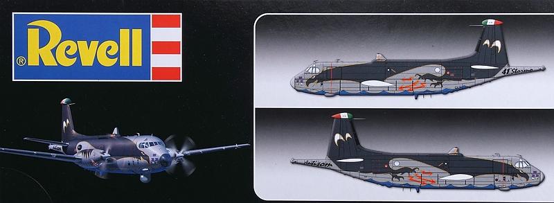 "Revell-03845-Breguet-Atlantique-Italian-Eagle-3 Breguet Atlantic ""Italian Eagle"" in 1:72 von Revell #03845"