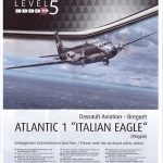 "Revell-03845-Breguet-Atlantique-Italian-Eagle-8-150x150 Breguet Atlantic ""Italian Eagle"" in 1:72 von Revell #03845"
