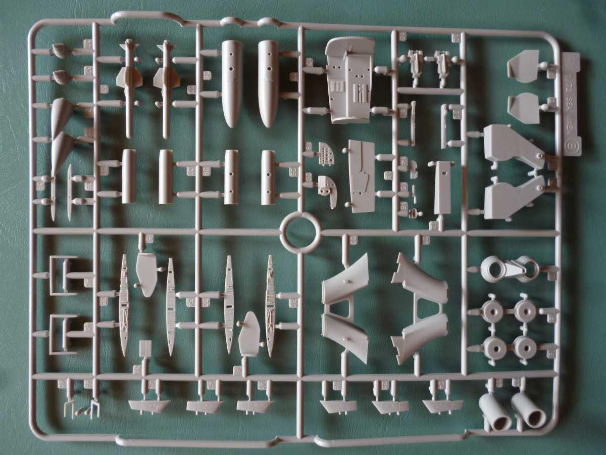 Revell-03866-Sea-Vixen-FAW-2-7 Sea Vixen FAW 2 in 1:72 von Revell # 03866