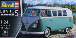 VW T1 in 1:24 von Revell #07675