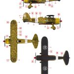 Review_ICM_CR.42_Night_50-150x150 Fiat CR.42 CN night fighter - ICM 1/32