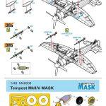 Special-Hobby-48214-Tempest-Mk.II-HiTech-46-150x150 Tempest Mk. II in 1:48 von Special Hobby # 48214