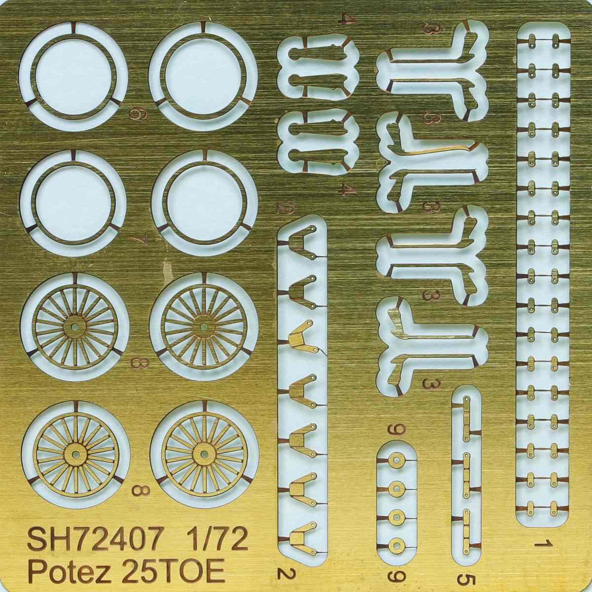 Special-Hobby-SH-72407-Potez-25TOE-32 Potez 25 TOE in 1:72 von Special Hobby # 72407