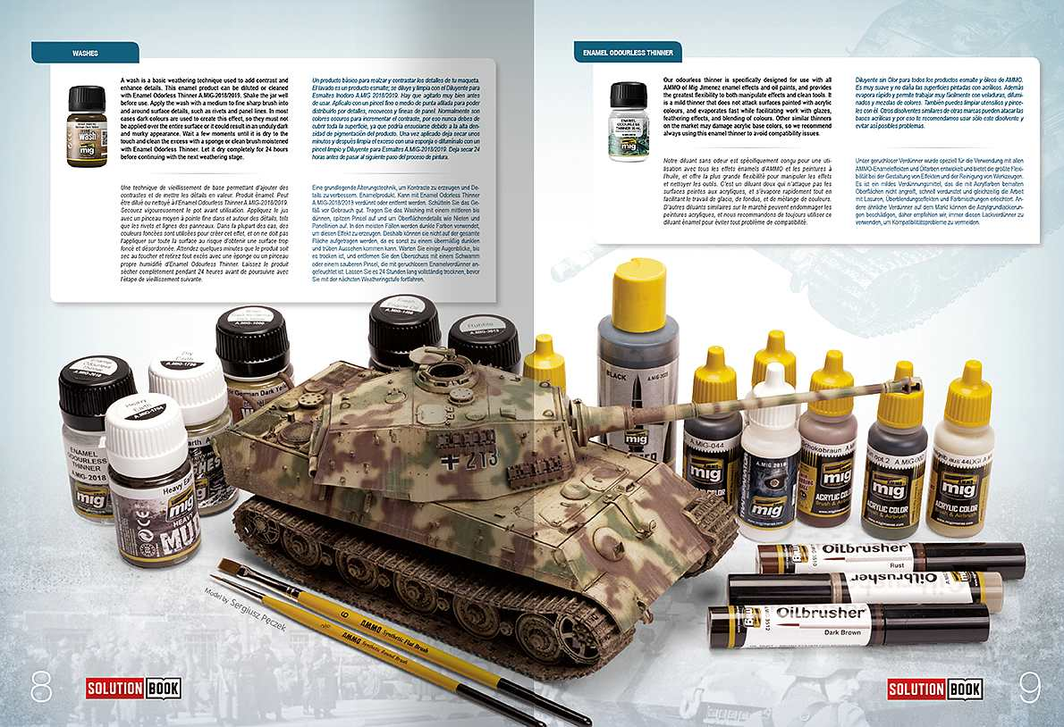 Ammo-by-MiG.-Solution-book-how-to-paint-WWII-German-late-camo2 SOLUTION BOOK: How to paint WW II GERMAN late Camouflage