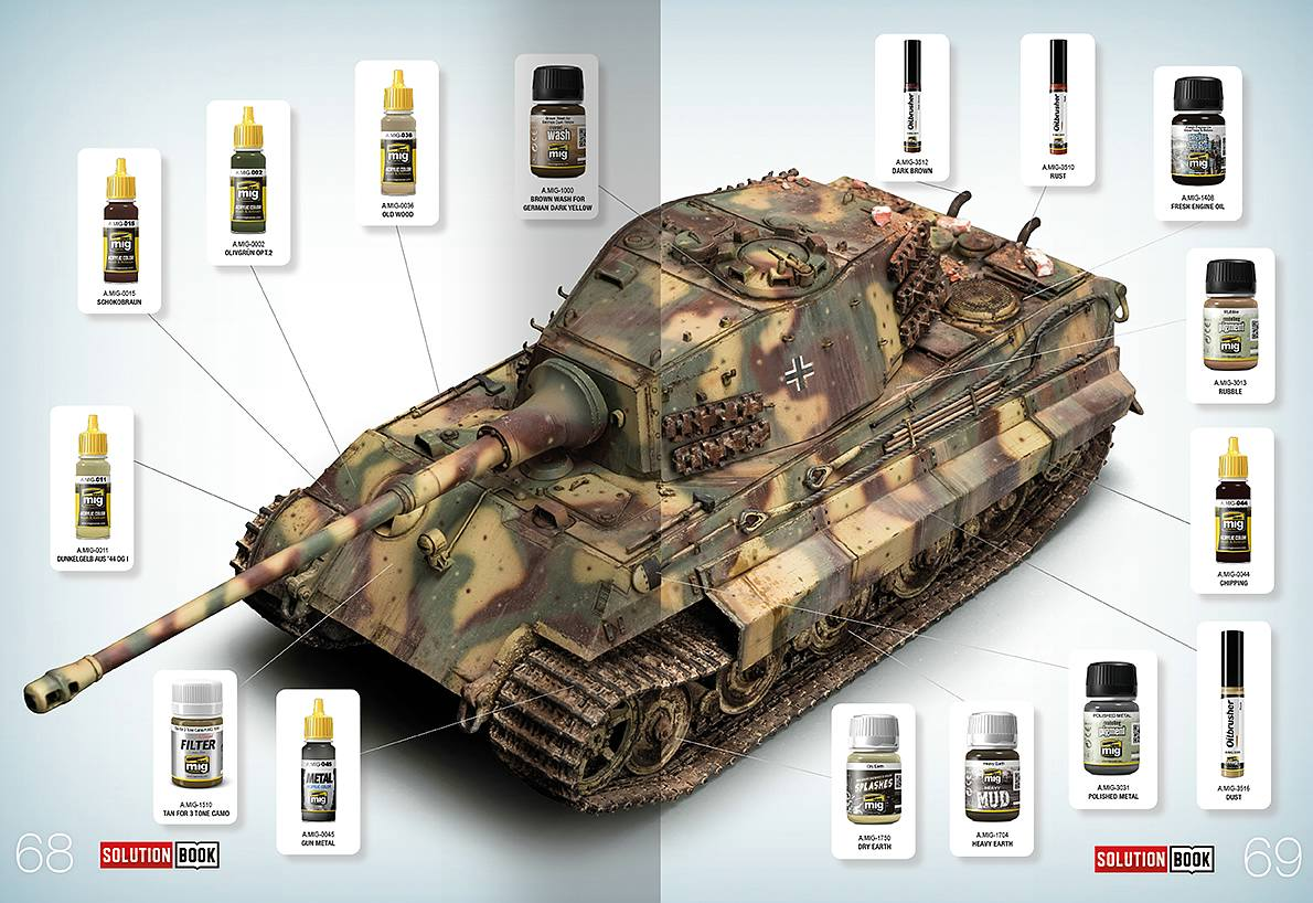 Ammo-by-MiG.-Solution-book-how-to-paint-WWII-German-late-camo8 SOLUTION BOOK: How to paint WW II GERMAN late Camouflage
