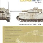 Anleitung01-150x150 Pz.Kpfw.IV Ausf. H Vomag Early Prod. May 1943 1:35 Miniart (#35298)