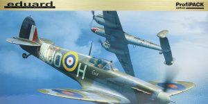 Spitfire Mk. IIb in 1:48 als ProfiPACK von Eduard #82154