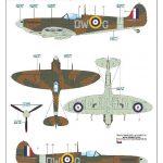 Eduard-82154-Spitfire-Mk.IIb-ProfiPACK-26-150x150 Spitfire Mk. IIb in 1:48 als ProfiPACK von Eduard #82154