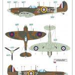 Eduard-82154-Spitfire-Mk.IIb-ProfiPACK-27-150x150 Spitfire Mk. IIb in 1:48 als ProfiPACK von Eduard #82154