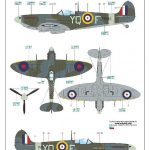 Eduard-82154-Spitfire-Mk.IIb-ProfiPACK-28-150x150 Spitfire Mk. IIb in 1:48 als ProfiPACK von Eduard #82154